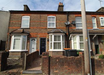 2 bed terraced house to rent in Chiltern Road, Dunstable LU6