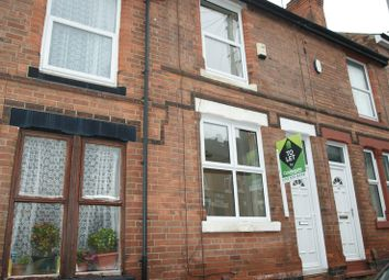 Thumbnail 2 bed terraced house to rent in Worksop Road, Nottingham