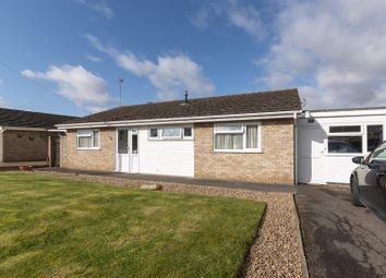 Thumbnail 3 bed detached bungalow for sale in Gorse Road, Grantham