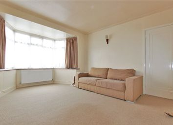 Thumbnail 3 bed semi-detached house to rent in Basing Hill, Wembley