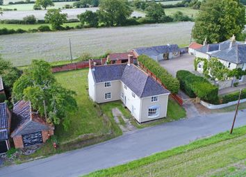 Thumbnail 3 bedroom detached house for sale in The Street, Bruisyard, Saxmundham