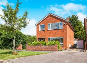 Thumbnail 3 bedroom detached house for sale in Tedder Way, Cambridge