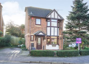 Thumbnail 3 bed detached house for sale in Todd Crescent, Sittingbourne