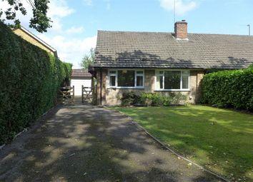 Thumbnail 2 bed semi-detached bungalow to rent in Sandy Lane, Church Crookham, Fleet