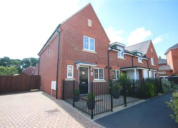 Thumbnail 2 bed end terrace house for sale in Damson Drive, Hartley Wintney, Hook