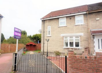 Thumbnail 2 bedroom end terrace house for sale in Ashley Place, Glasgow