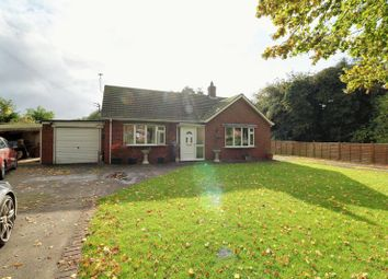 Thumbnail 3 bed detached bungalow for sale in Horsegate Field Road, Goxhill, Barrow-Upon-Humber