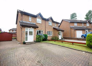 Thumbnail 3 bed semi-detached house for sale in Barra Crescent, Old Kilpatrick, Glasgow
