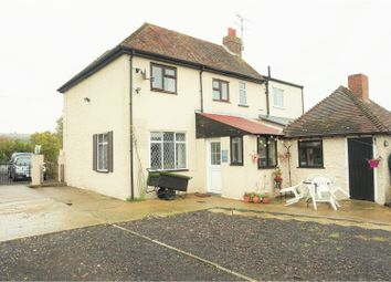 Thumbnail 4 bed semi-detached house for sale in Old Ashford Road, Maidstone