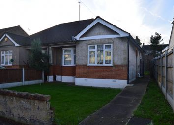 Thumbnail 2 bed bungalow to rent in Ethelburga Road, Harold Wood, Romford