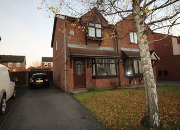 Thumbnail 2 bed semi-detached house to rent in Sarahs Croft, Bootle