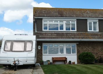 Thumbnail 3 bed semi-detached house for sale in Kingsway, Selsey, Chichester