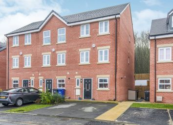 Thumbnail 4 bed semi-detached house for sale in Harper Rise, Denaby Main, Doncaster