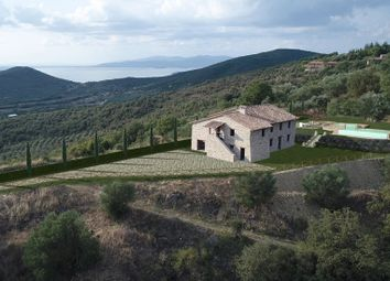 Thumbnail 5 bed farmhouse for sale in Lake, Panicale, Perugia, Umbria, Italy