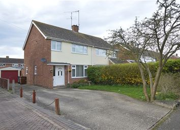 Thumbnail 3 bed semi-detached house for sale in Stanton Road, Mitton, Tewkesbury, Gloucestershire