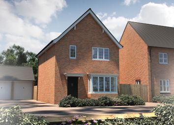 """Thumbnail 3 bed detached house for sale in """"The Yarkhill"""" at North End Road, Yatton, Bristol"""