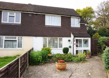 Thumbnail 3 bed semi-detached house for sale in Old Park Close, Farnham