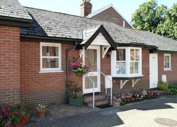 Thumbnail 2 bed terraced bungalow to rent in Holly Court, Harleston, Norfolk