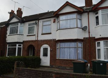 Thumbnail 3 bed terraced house to rent in Siddeley Avenue, Stoke Green, Coventry