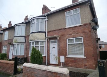 Thumbnail 2 bed flat to rent in Broadway Crescent, Blyth