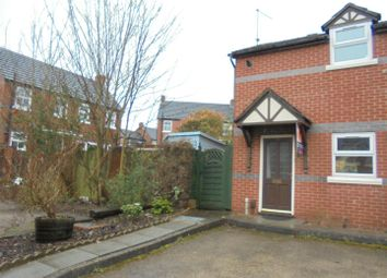 Thumbnail 1 bedroom terraced house for sale in Meadow Brook Close, Madeley, Telford