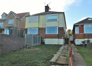 Thumbnail 3 bed semi-detached house for sale in Station Lane, Dovercourt, Harwich
