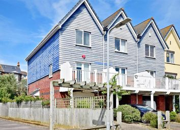Thumbnail 3 bed terraced house for sale in West Quay, Newhaven, East Sussex