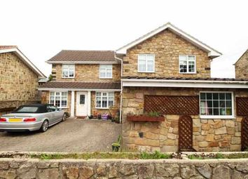 Thumbnail 4 bed detached house for sale in Lead Road, Ryton, Tyne And Wear