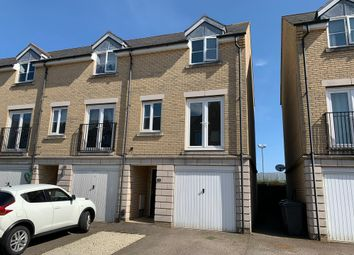 Thumbnail 2 bed end terrace house for sale in Vincent Close, Great Yarmouth