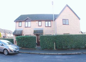 Thumbnail 2 bed terraced house for sale in Schooner Way, Warsash, Southampton