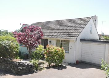 Thumbnail 3 bed detached bungalow for sale in Gipsy Lane, Liskeard, Cornwall