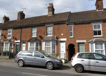 Thumbnail 3 bedroom terraced house for sale in Kings Road, Dereham