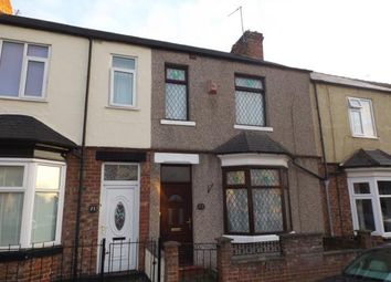 Thumbnail 3 bed terraced house for sale in Lowson Street, Darlington, County Durham