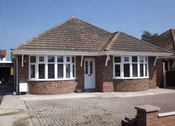 Thumbnail 3 bed detached bungalow to rent in Youell Avenue, Gorleston, Great Yarmouth