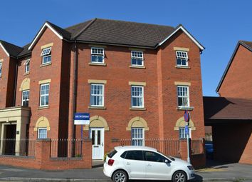 Thumbnail 2 bed flat for sale in Maxtock Avenue, Lichfield