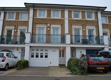 Thumbnail 4 bed town house to rent in Victory Mews, Brighton