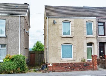 Thumbnail 3 bedroom semi-detached house for sale in Victoria Road, Swansea