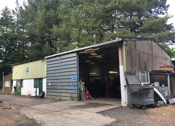 Thumbnail Industrial for sale in Pulborough Road, Cootham, Storrington
