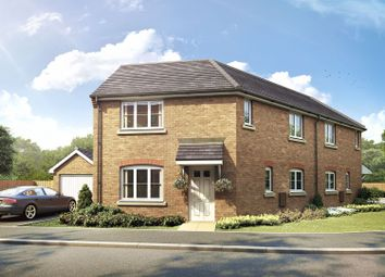 Thumbnail 3 bed semi-detached house for sale in Wardentree Lane, Pinchbeck