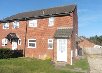 Thumbnail 1 bed flat for sale in Warren Avenue, Fakenham