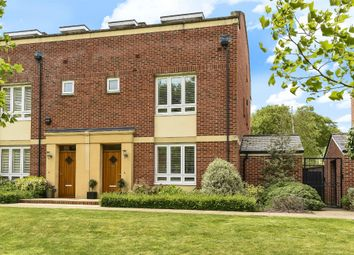 Thumbnail 4 bed semi-detached house for sale in Fraser Gardens, Winchester, Hampshire