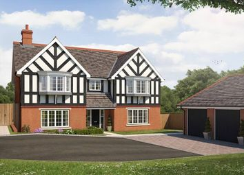 "Thumbnail 5 bedroom detached house for sale in ""Aspen House"" at Kendal End Road, Barnt Green, Birmingham"