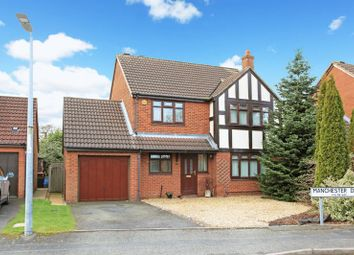 Thumbnail 5 bedroom detached house for sale in 29 Manchester Drive, Telford