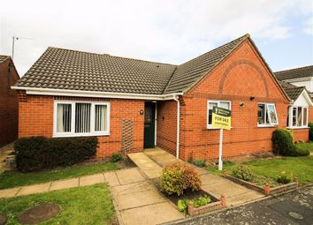Thumbnail 2 bed bungalow for sale in Cedar Close, Market Rasen