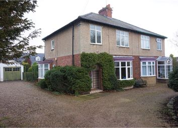 Thumbnail 7 bed detached house for sale in Thirsk Road, Yarm