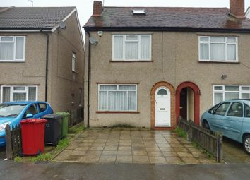 Thumbnail 2 bed semi-detached house for sale in St. Johns Road, Slough