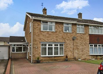 Thumbnail 4 bedroom semi-detached house for sale in Treetops Drive, Willenhall