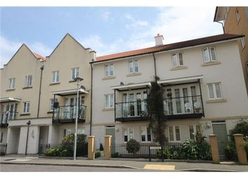 Thumbnail 4 bed terraced house to rent in Lockside, Portishead, Bristol