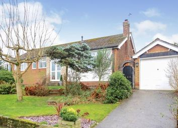 Thumbnail 3 bed bungalow for sale in Heysbank Road, Disley, Stockport, Cheshire