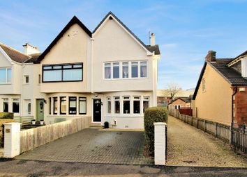 Thumbnail 3 bed end terrace house for sale in Manse Road, Motherwell